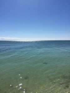 View at Cabana Breezes