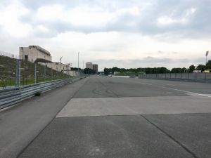 Nazi Party rally grounds and former Zeppelin fields
